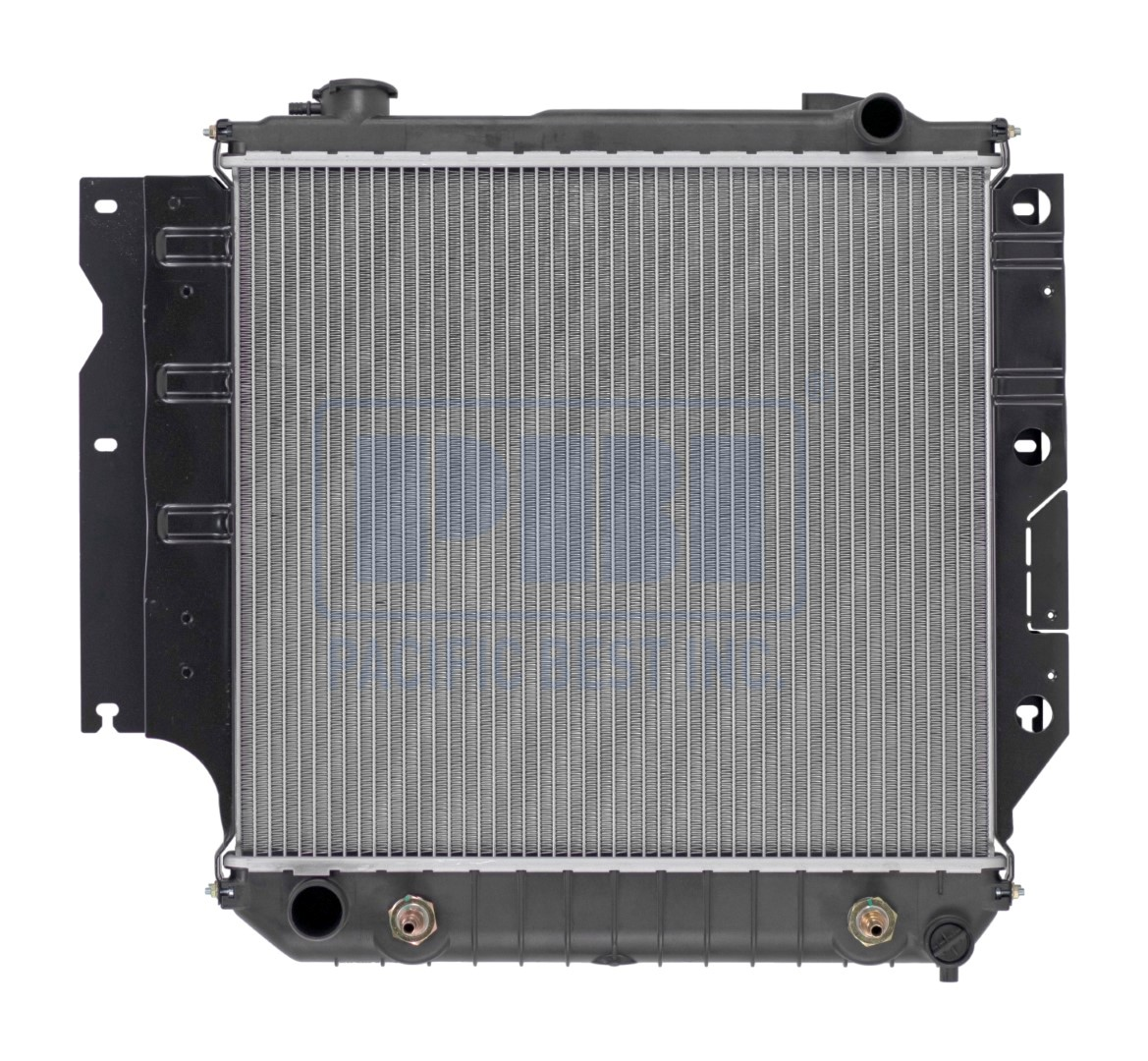 Jeep Wrangler Pr1682f Radiator ; At/mt; Pt/ac